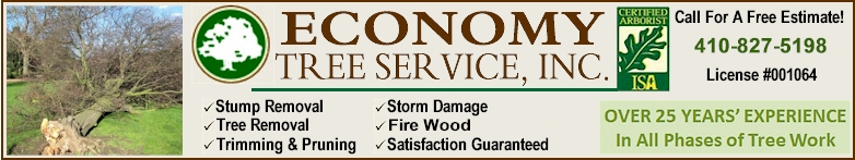 Economy Tree Service Inc. - Click Here!