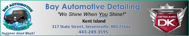 Bay Area Automotive Detailing - Click Here for more info!