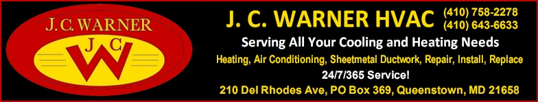 J.C. Warner HVAC - Click Here for more info!