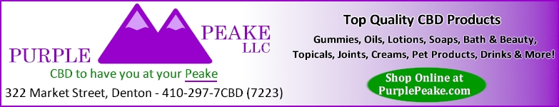 Purple Peake CBD Oils - Click Here for more info!